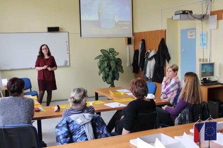 foto seminář Antalíková